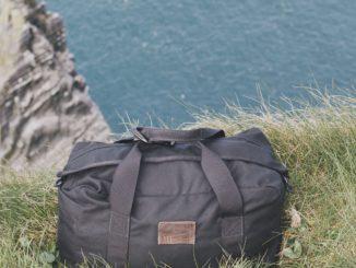 GORUCK Kit Bag Black - cliffside