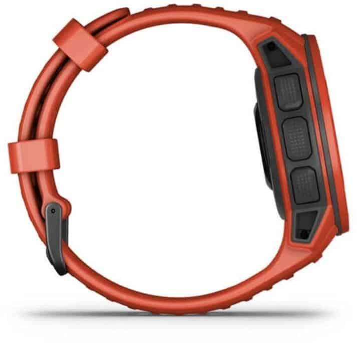 Garmin Instinct Solar Smartwatch side right