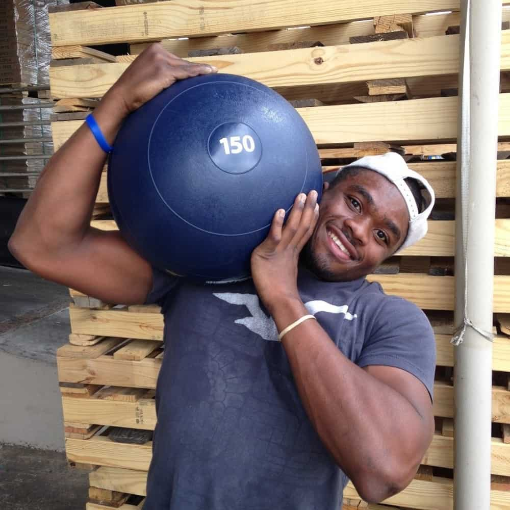 Get RX'd Slam Ball 150