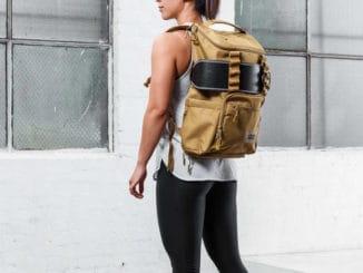 King Kong Apparel CORE25 Backpack desert worn