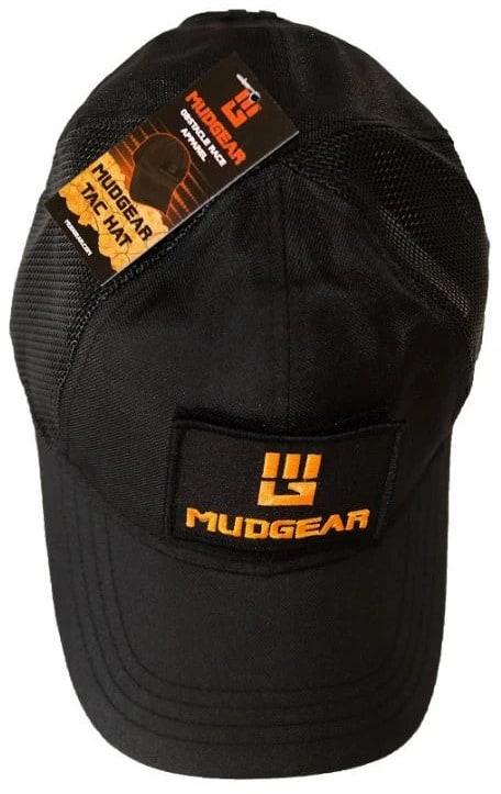 MudGear Tac Hat quarter top
