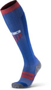 MudGear Tall Compression Socks (USA) quarter left