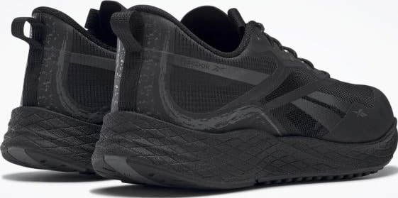 Reebok Floatride Energy 3 Adventure Mens Running Shoes Black Pure Grey 6 Ftwr White quarter view back