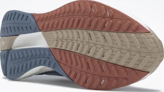 Reebok Floatride Energy 3 Adventure Womens Running Shoes Modern Beige Blue Slate Gable Grey outsole