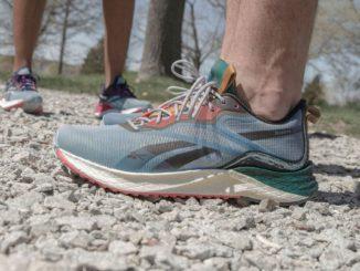 Reebok Floatride Enery 3 Adventure Mens Running Shoes worn