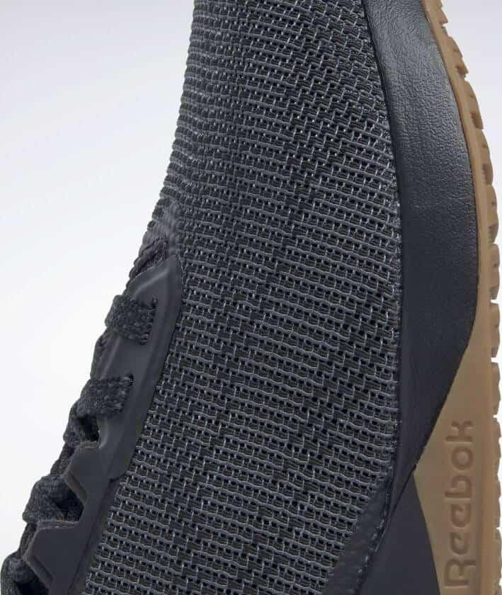 Reebok Nano X1 Grit Mens Training Shoes side upper close up