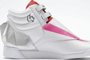 Reebok Power Rangers F S Hi Womens Shoes right