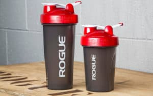 Rogue BlenderBottle® Classic™ brown red
