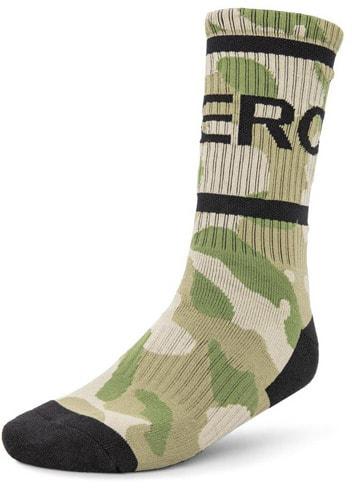 Rogue Camo Crew Socks green camo