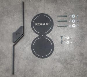 Rogue Double Wall Ball Target accessories