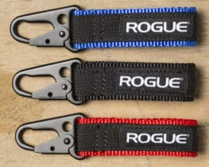 Rogue Nylon Keychain all colors