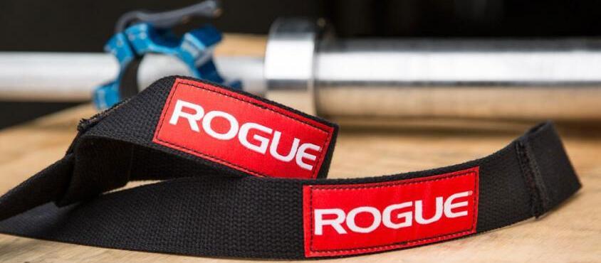 Rogue Ohio Lifting Straps main