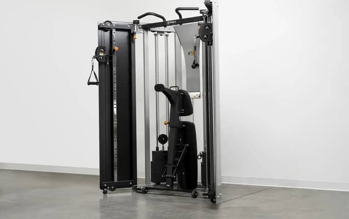 Torque Fitness F9 Fold-Away Functional Trainer full