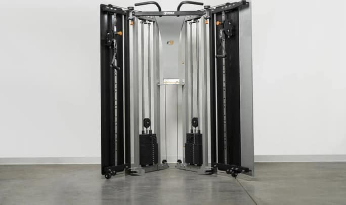 Torque Fitness F9 Fold-Away Functional Trainer full front