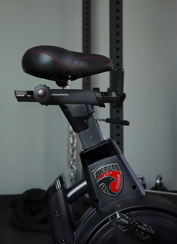 American Barbell Eagle Bike seat