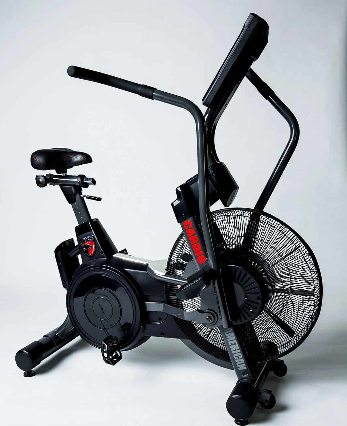 American Barbell Eagle Bike side view right