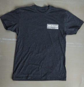 American Barbell Starter T-Shirt full front