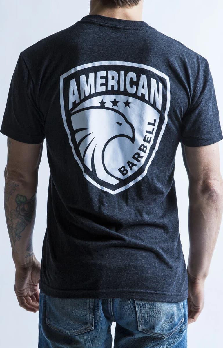 American Barbell Starter T-Shirt worn back