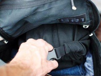 GORUCK Brick Bag strap