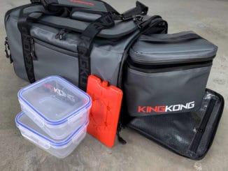 King Kong Apparel ZONE28 Duffel insert