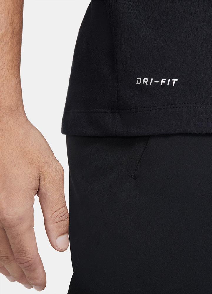 Nike Dri-FIT Mat Fraser HWPO Training T-Shirt Black White details