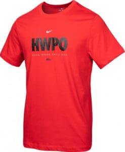 Nike Dri-FIT Mat Fraser HWPO Training T-Shirt Red full front