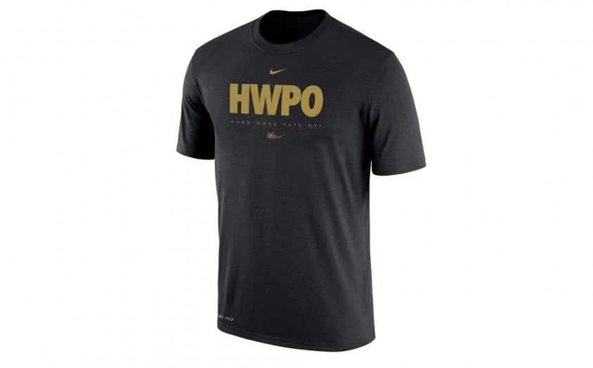 Nike Dri-FIT Mat Fraser HWPO Training T-Shirt full front