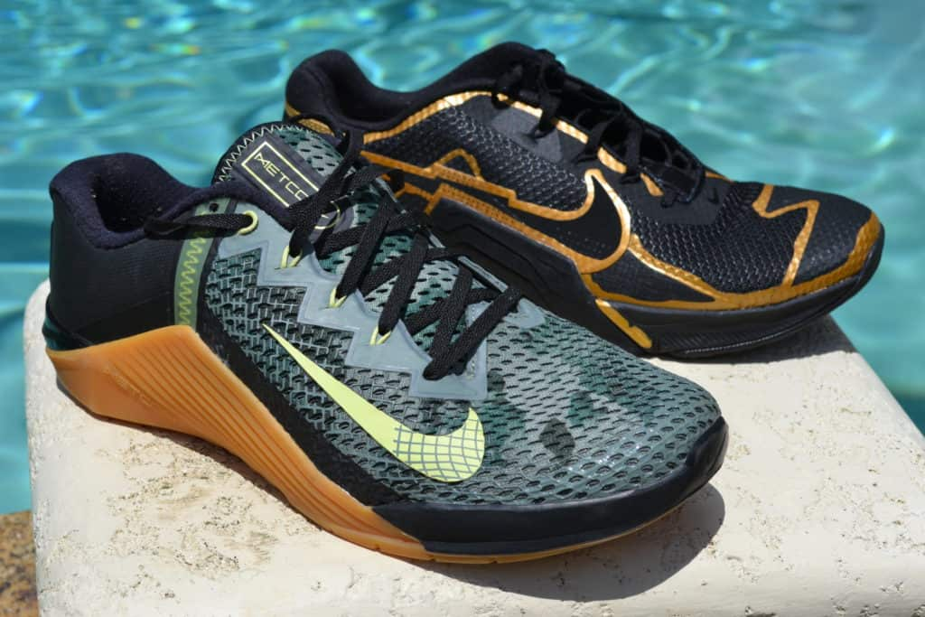 Nike Metcon 7 Versus Nike Metcon 6 Weight