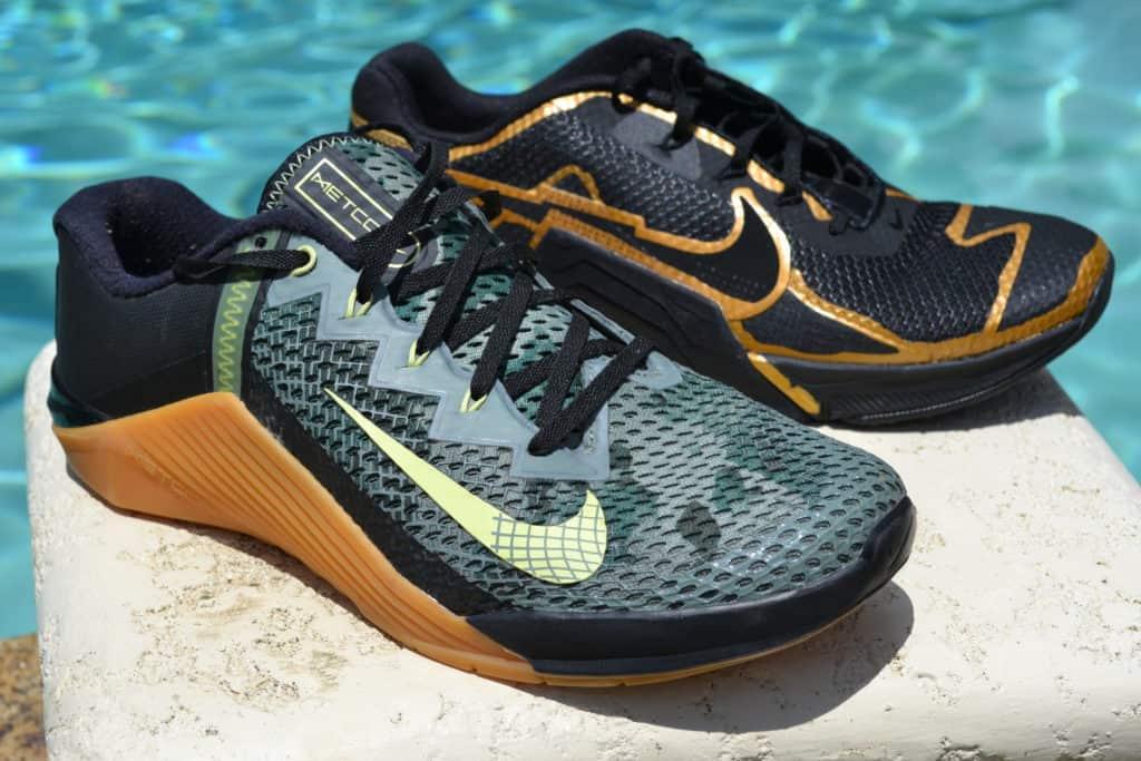 Nike Metcon 7 Versus Nike Metcon 6  Side by Side
