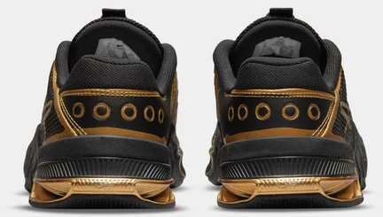 Nike Metcon 7 Mat Fraser back view pair