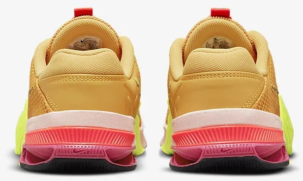 Nike Metcon 7 X Men's back view pair