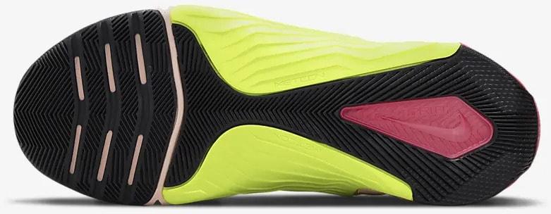 Nike Metcon 7 X Men's outsole