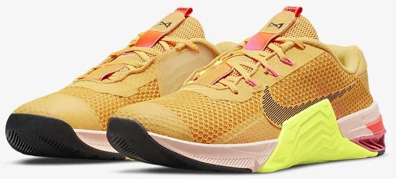 Nike Metcon 7 X Men's quarter view left
