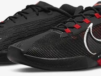 Nike React Metcon Turbo quartaer view pair left