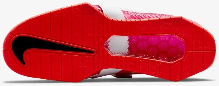 Nike Romaleos 4 SE outsole