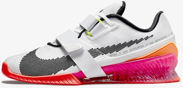 Nike Romaleos 4 SE side view left