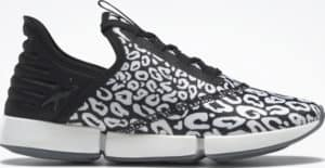Reebok DailyFit DMX Womens Shoes Core Black  Cold Grey  Ftwr White side view right