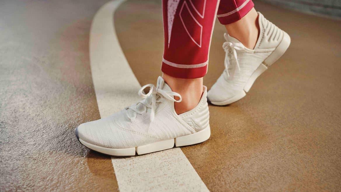 Reebok DailyFit DMX Womens Shoes worn