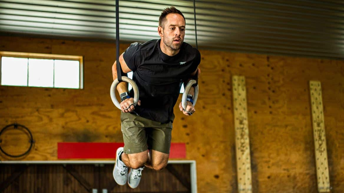 Reebok Nano X1 Froning Training Shoe gym