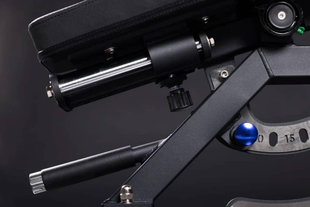 Rep Fitness AB-5000 Zero Gap Adjustable Bench Matte Black under