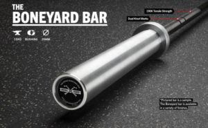 Rogue 25MM Boneyard Bars main
