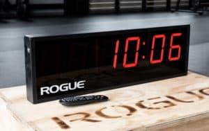 Rogue Echo Gym Timer main
