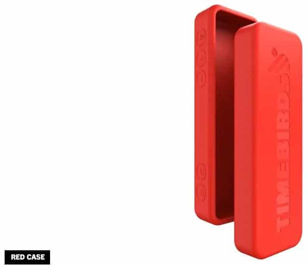 Rogue Fitness Timebirds Timer red case