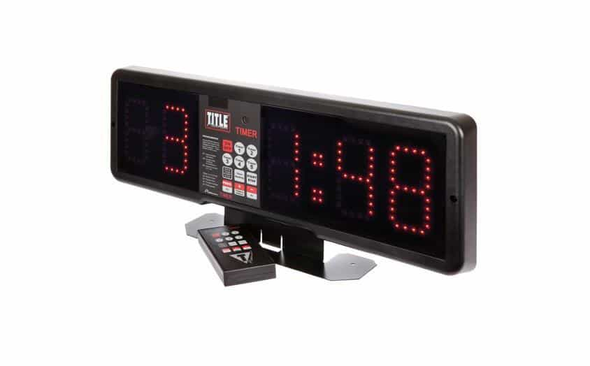 Rogue Title Platinum Professional Fight & Gym Timer main