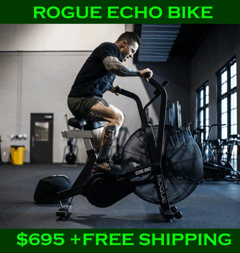 Rogue Echo Bike - Best Assault Bike for CrossFit?