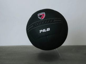 American Barbell Ballistic Wall Ball 2.0 main