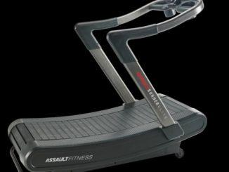 Assault Fitness AssaultRunner Elite quarter right
