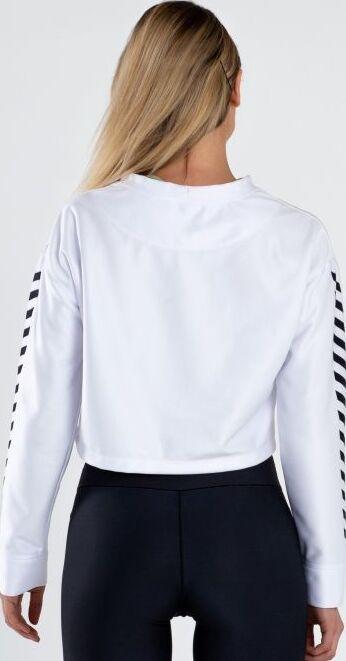 Everlast Womens Colorplay Crop Sweatshirt back view