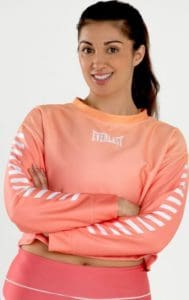 Everlast Womens Colorplay Crop Sweatshirt spring summer
