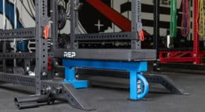 Rep Fitness FB-5000 Comp Flat Bench full view